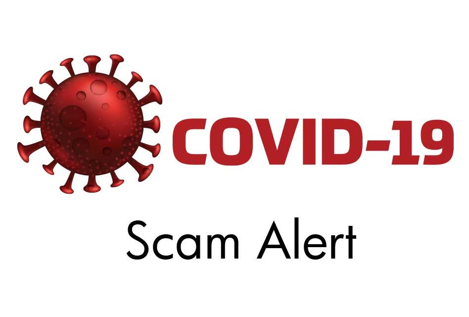 Surge in COVID-19 Scams