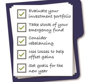 Five Investment Tasks to Tackle by Year-End